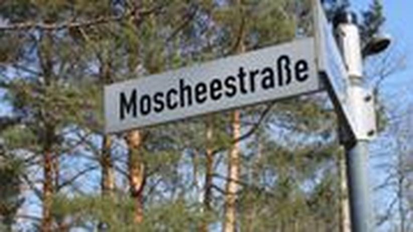 Brandenburg: Die erste deutsche Moschee