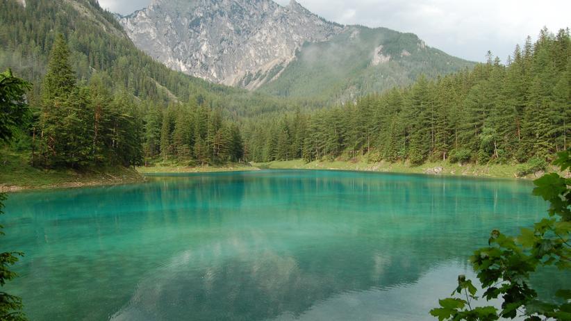 Steiermark: Wie Ashton Kutcher einmal ein Idyll beendete