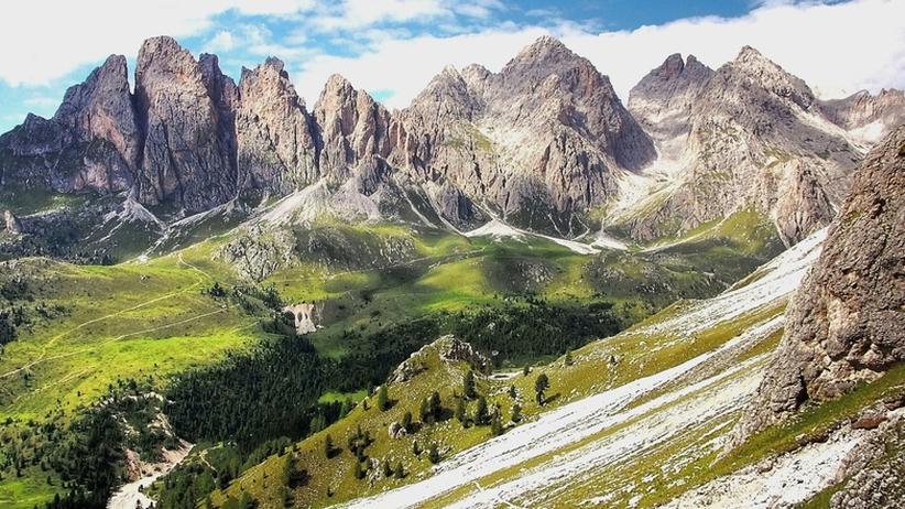 Urlaub, Reisen, Berge, Reiseziel, Wanderurlaub, Alpen, Berg, Grundrecht, Heizung, Natur