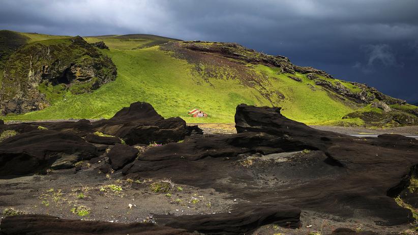 Reisen, Island, Island, Wanderurlaub, Reise, Reiseziel, Abenteuerurlaub, Vulkan, Safari, Brücke, Fluss, Geländewagen, Wetter