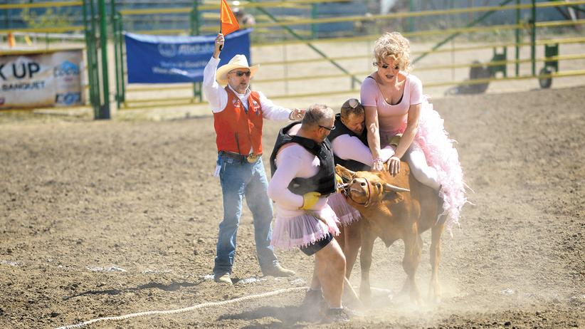 Kanada: Ich bin Cowboy, und das ist auch gut so