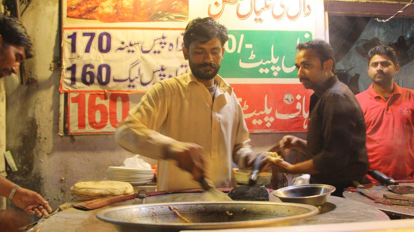 Lahore: Tausend Meter Pakistan