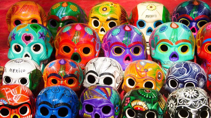 Mexiko: In Tulum kann der Tod nur lachen