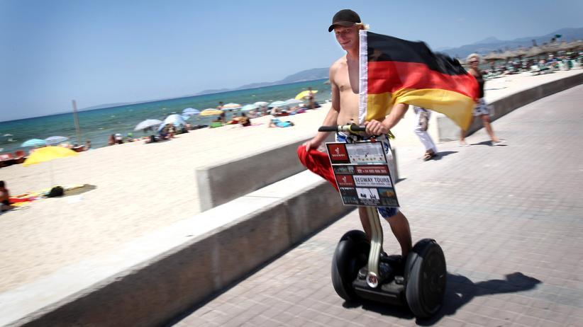 Reisen, Urlaub, Urlaub, Bier, England, Frühstück, Indien, Mallorca, Unterwäsche, Berlin, London