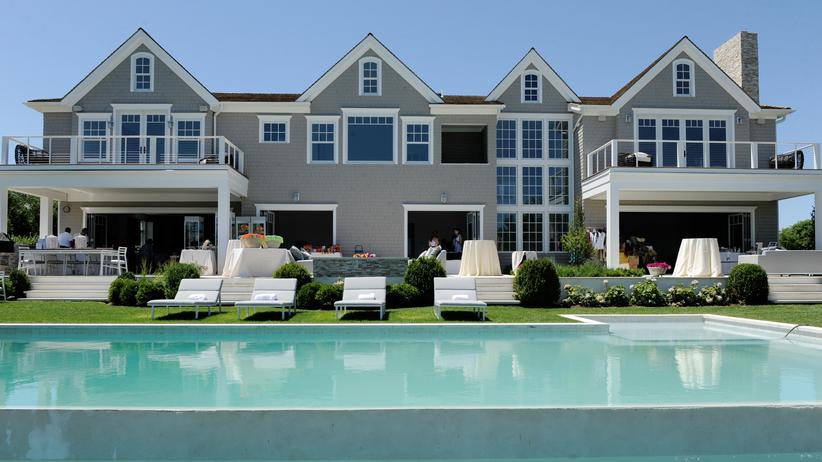 Hamptons: Die Strandhäuser der Milliardäre