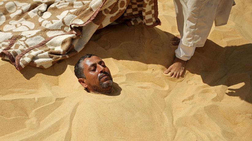 Ägypten: Wüste Heilkunde
