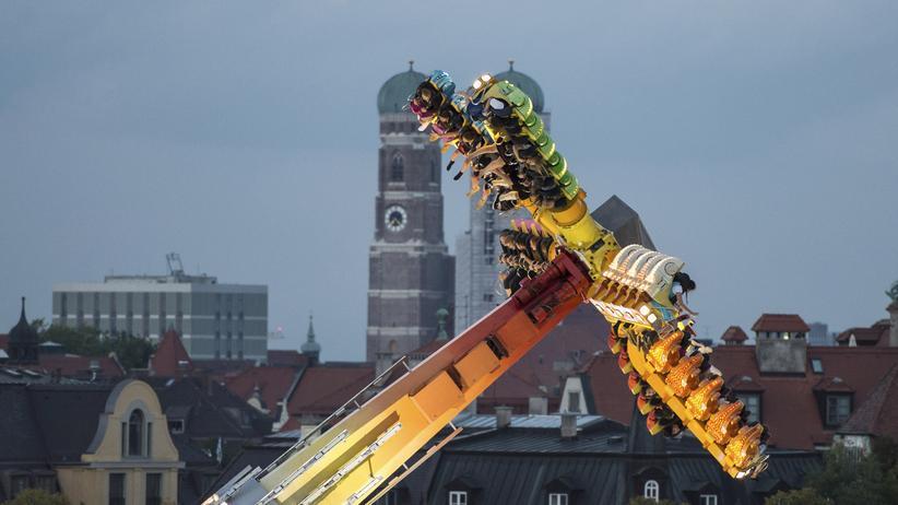 Reise, Oktoberfest München, München, Oktoberfest, Fest, Volksfest