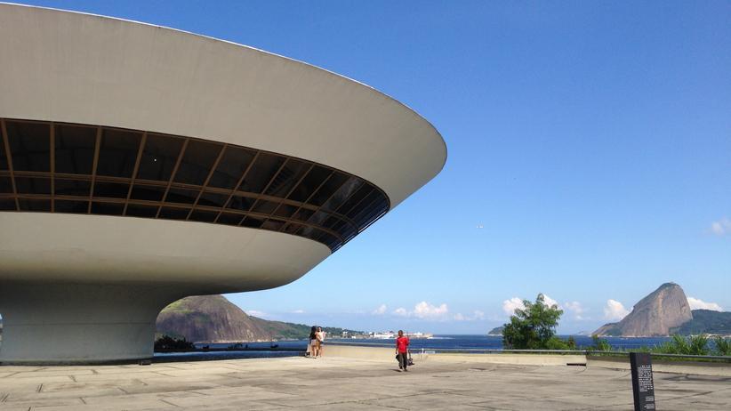 Rio de Janeiro: Modernismus von gestern für das Rio von morgen