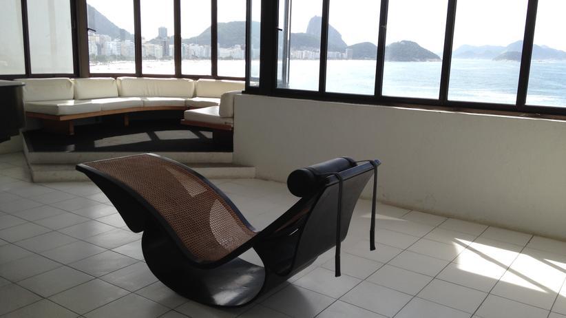 Rio de janeiro modernismus von gestern f r das rio von for Stuhl quietscht