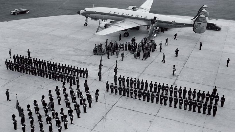 Regierungsflugzeuge: Abgehoben abheben