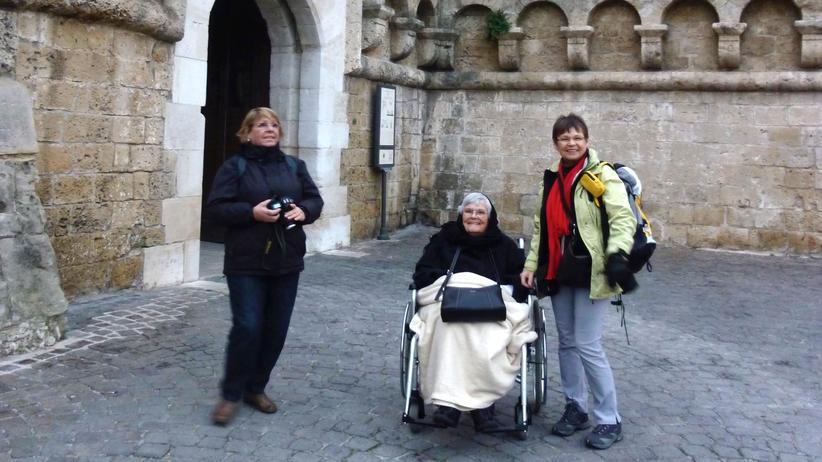 Urlaub mit Oma: Damenprogramm