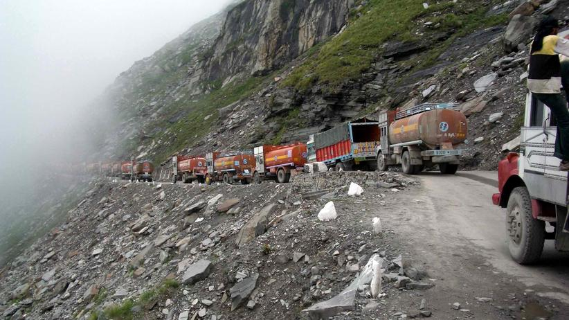 Indien: Durchs Nadelöhr in den Himalaya