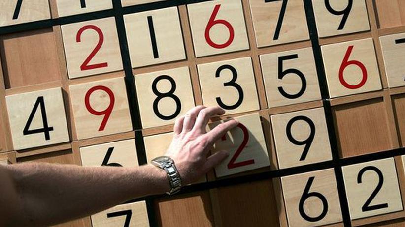 Zahlenrätsel: Sudoku online spielen