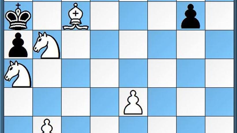 Schachaufgabe Ausgabe 39