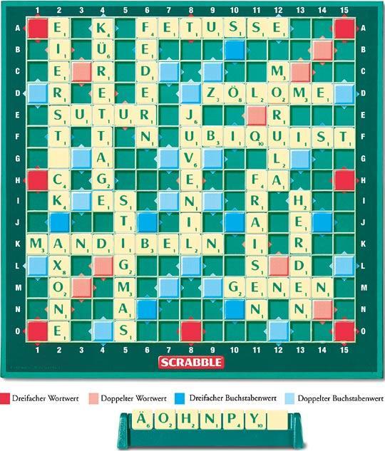 Scrabble Ausgabe 39