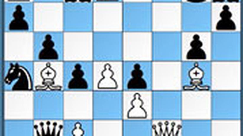 Schachlösung aus Nr. 19