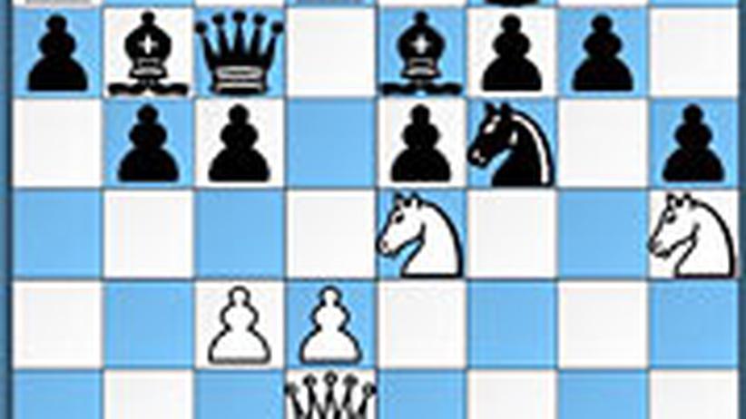 Schachlösung aus Nr. 34