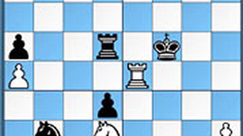 Schachlösung aus Nr. 44