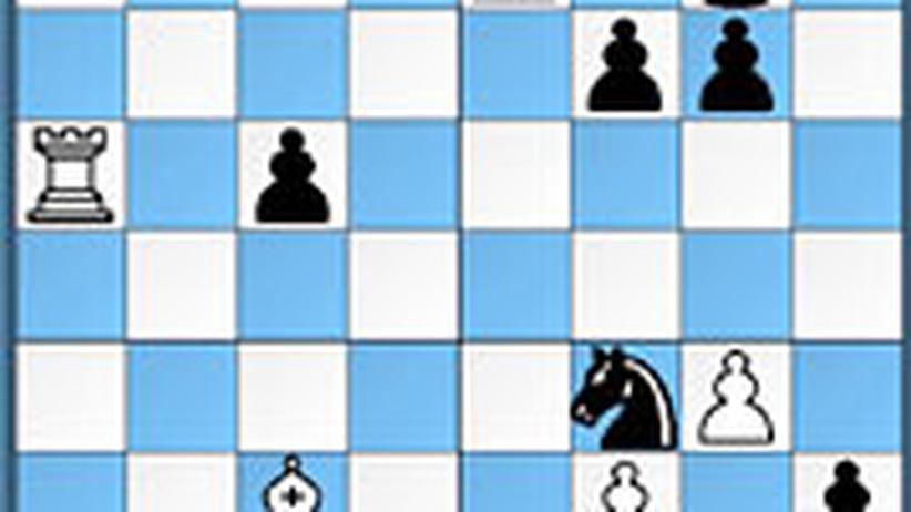 Schachlösung aus Nr. 4