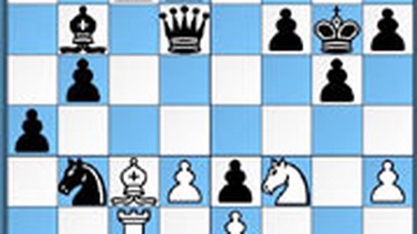 Schachlösung aus Nr. 31