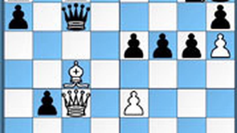 Schachlösung aus Nr. 2