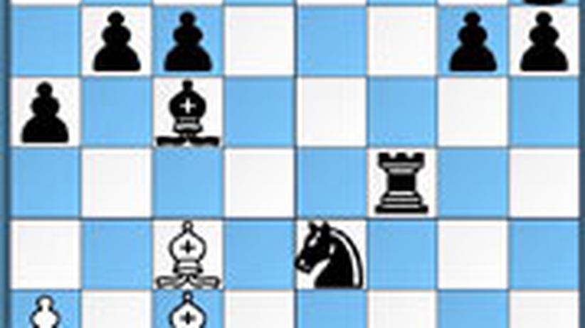 Schachlösung aus Nr. 9