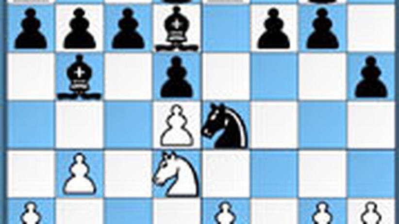 Schachlösung aus Nr. 23