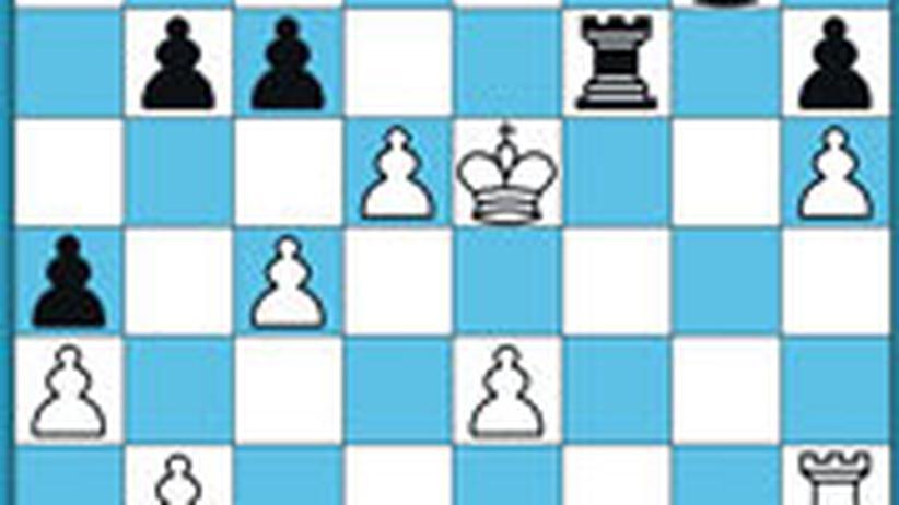 Schachlösung aus Nr. 28