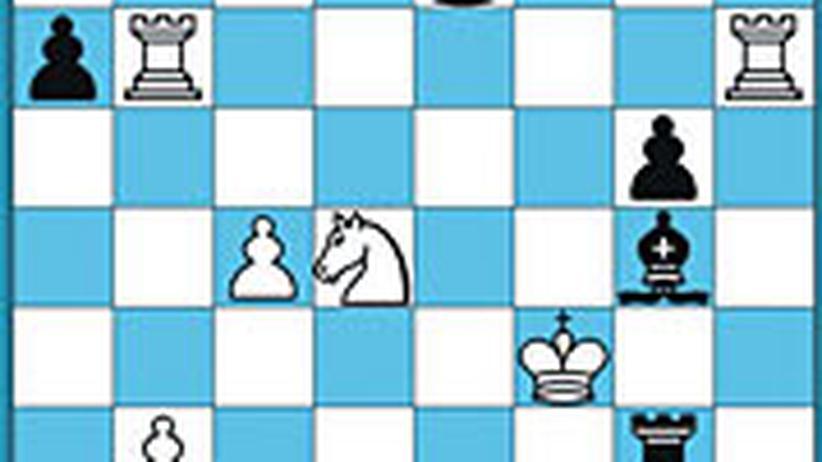Schachlösung  aus Nr. 30