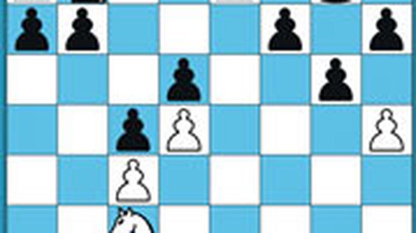 Schachlösung  aus Nr. 33