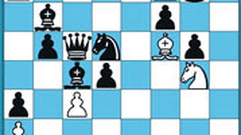 Schachlösung  aus Nr. 40