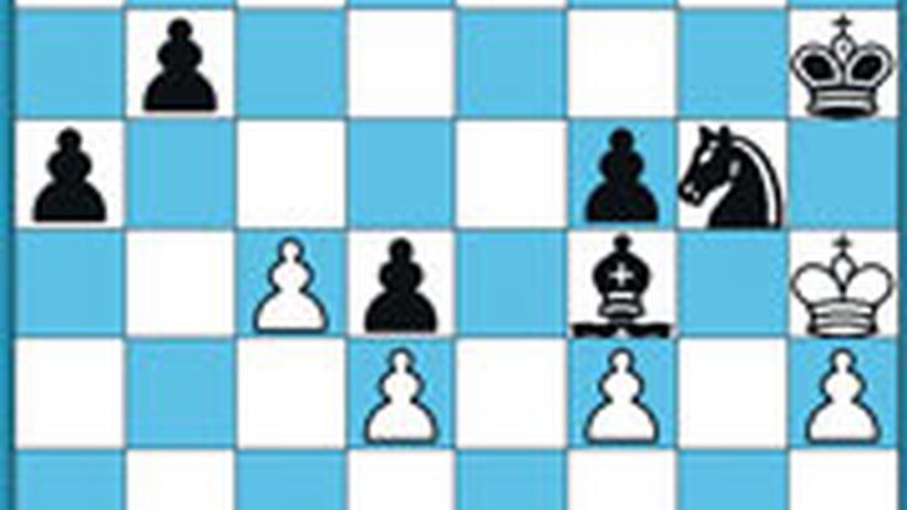 Schachlösung  aus Nr. 43