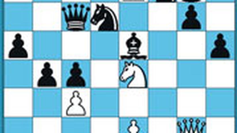Schachlösung aus Nr. 47