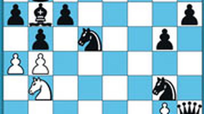 Schachlösung aus Nr. 7