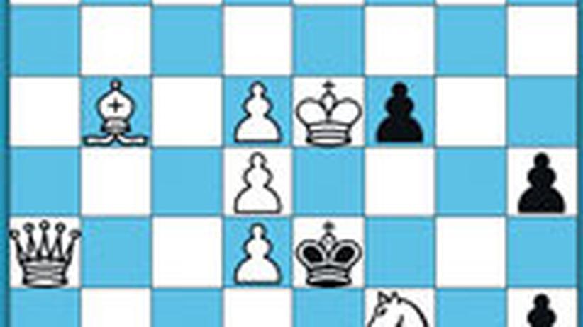 Schachlösung aus Nr. 10