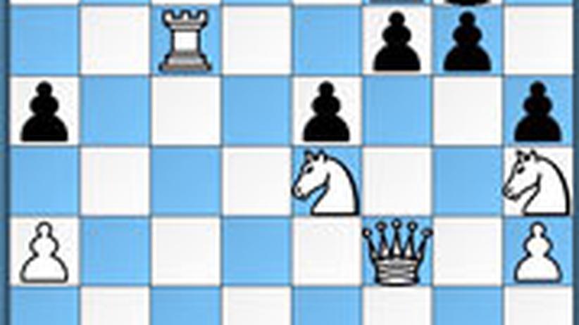 Schachlösung aus Nr. 39
