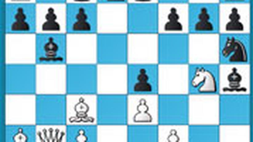 Schachlösung aus Nr. 45