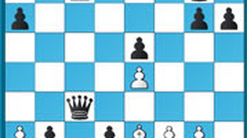 Schachlösung aus Nr. 46