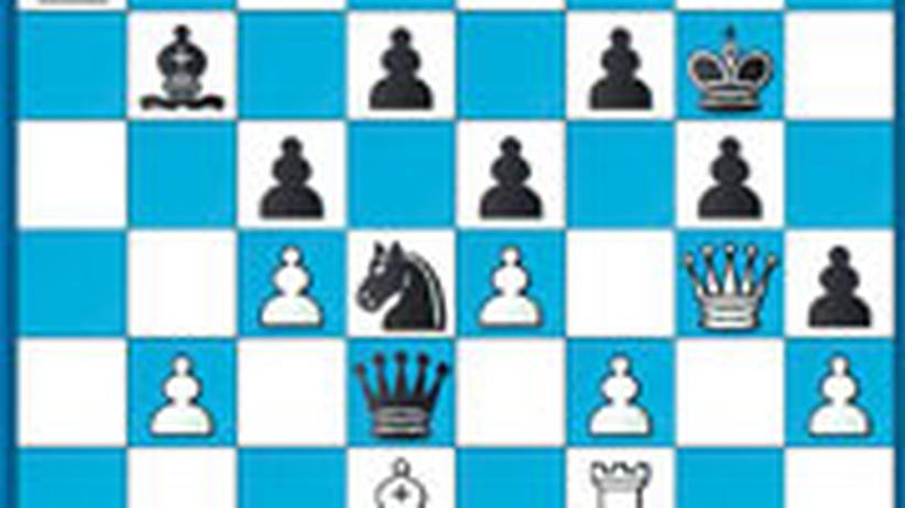 Schachlösung aus Nr. 11
