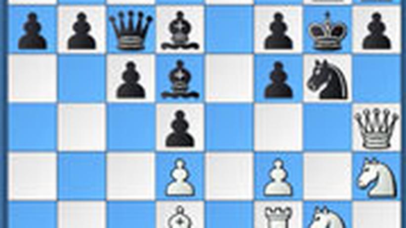 schach zeit