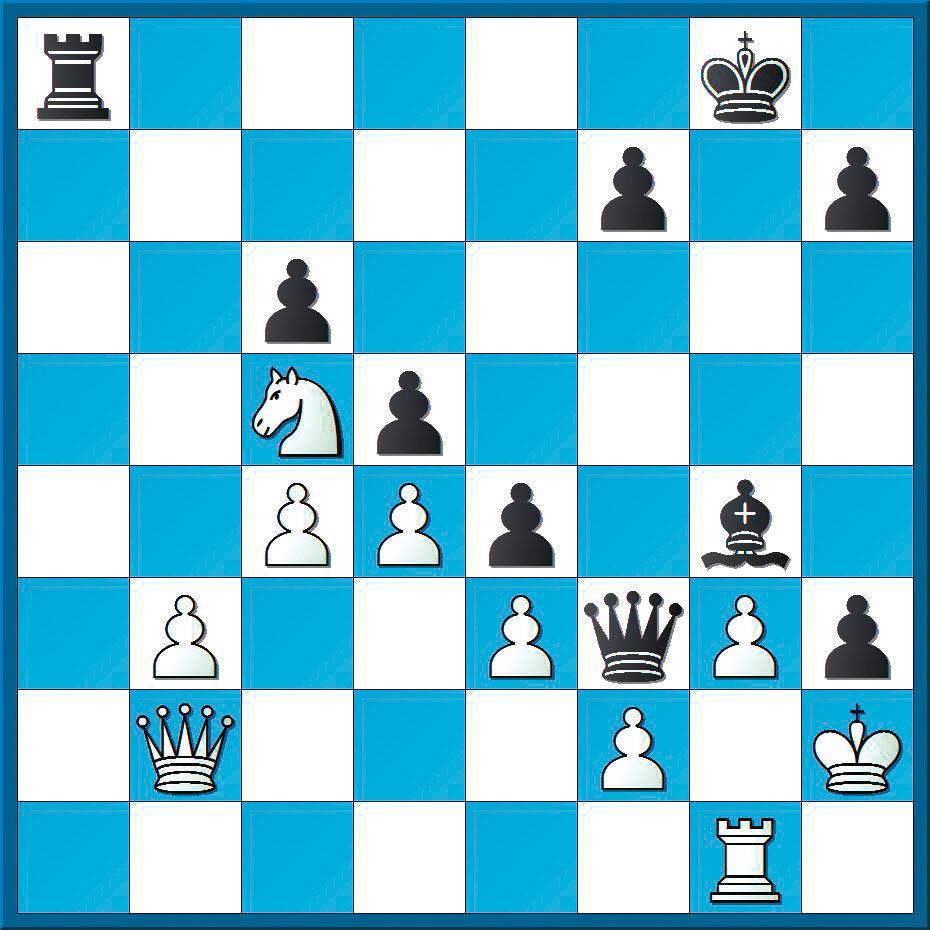 Schachlösung aus Nr. 50