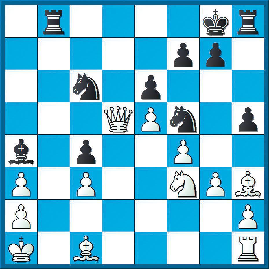Schachlösung aus Nr. 17