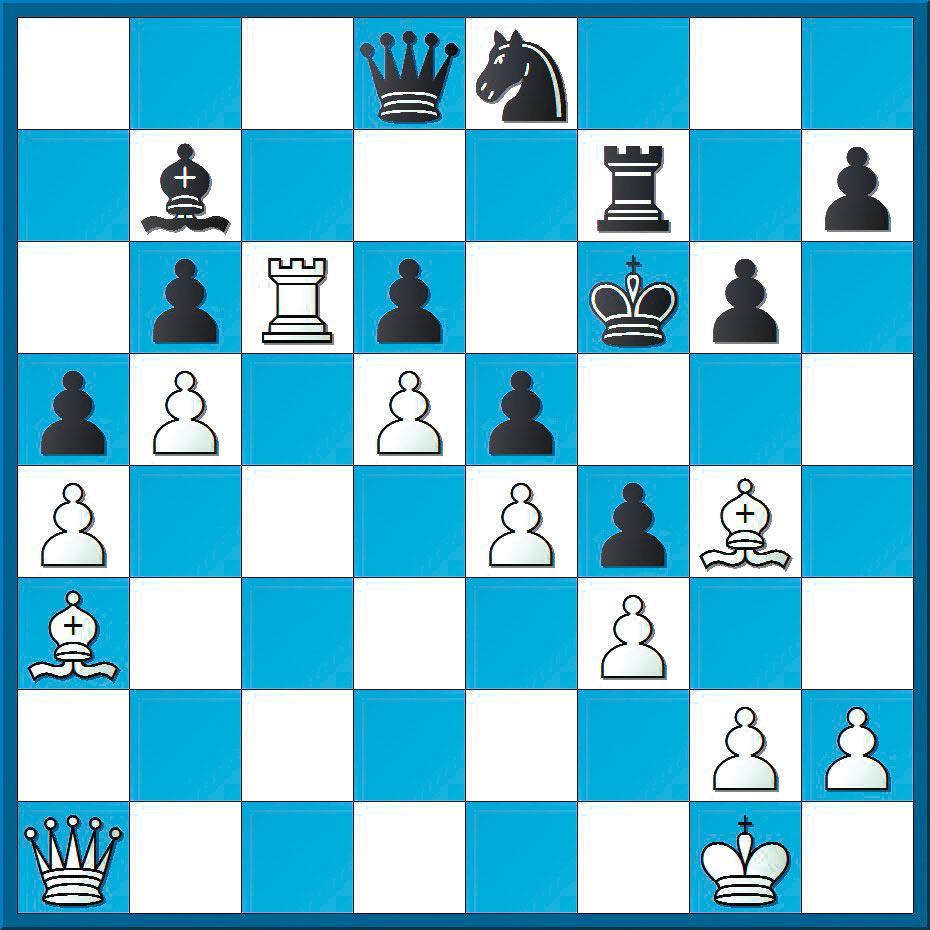 Schachlösung aus Nr. 26