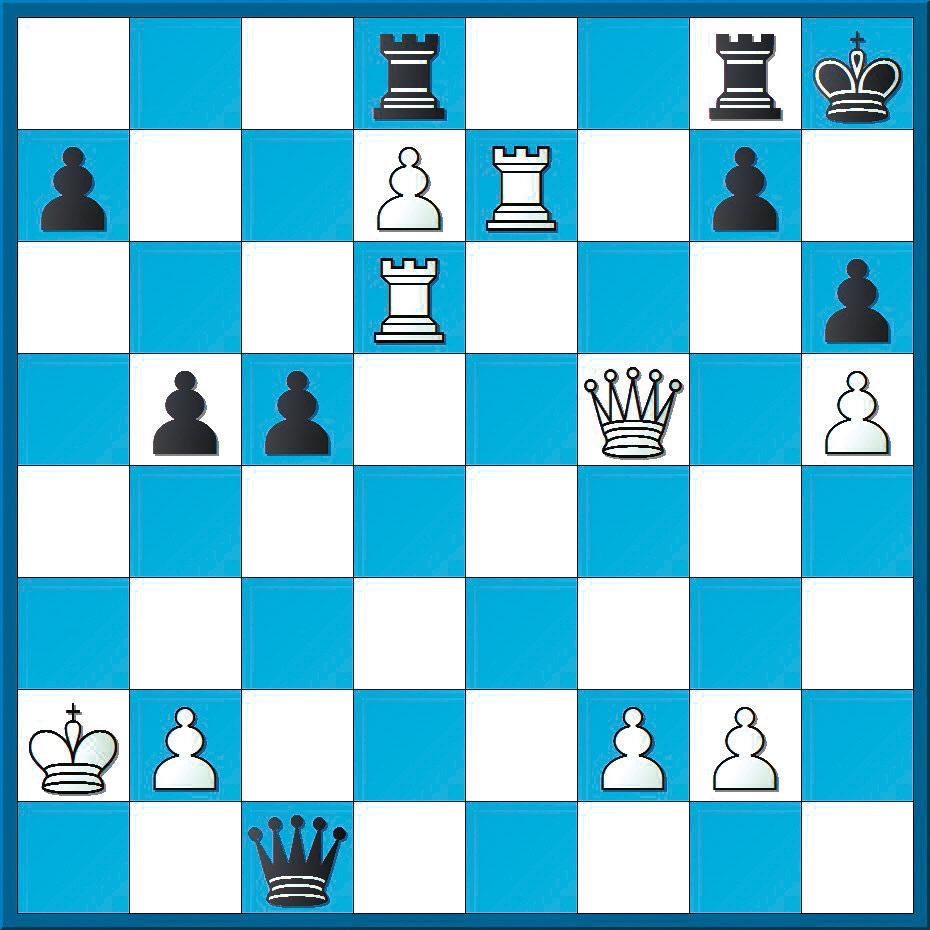 Schachlösung aus Nr. 07