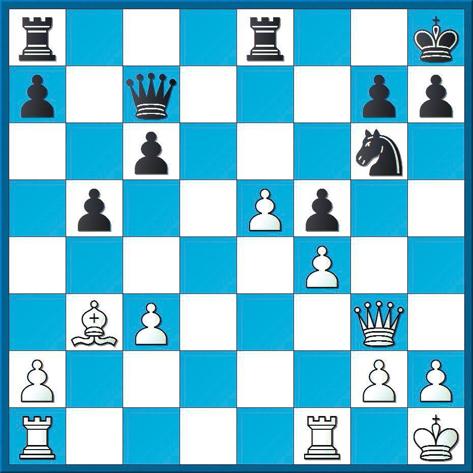 Schachlösung aus Nr. 09
