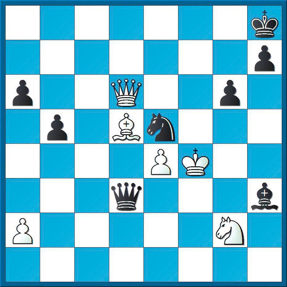 Schachlösung aus Nr. 13