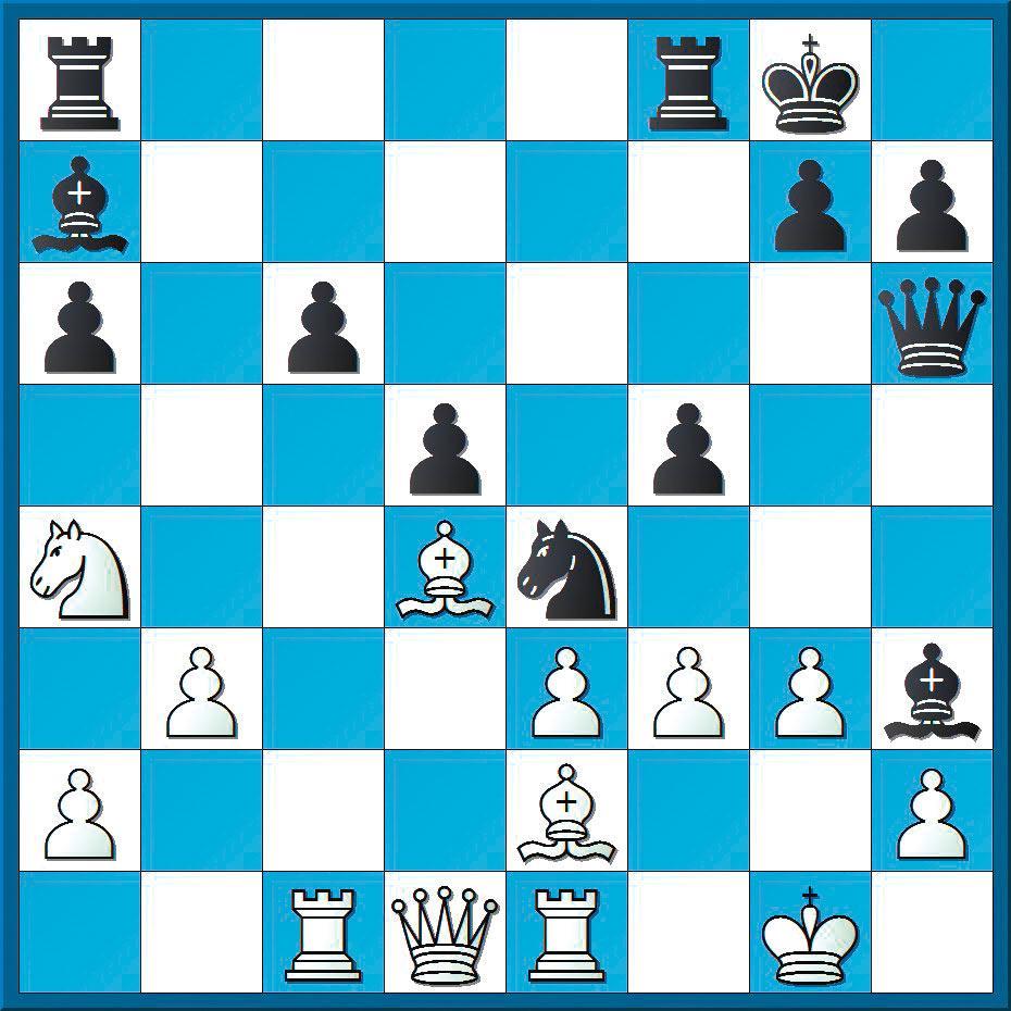 Schachlösung aus Nr. 14