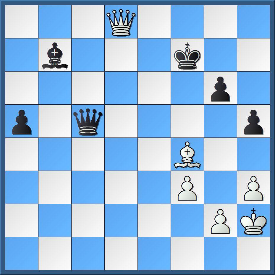 Schachlösung aus Nr. 16