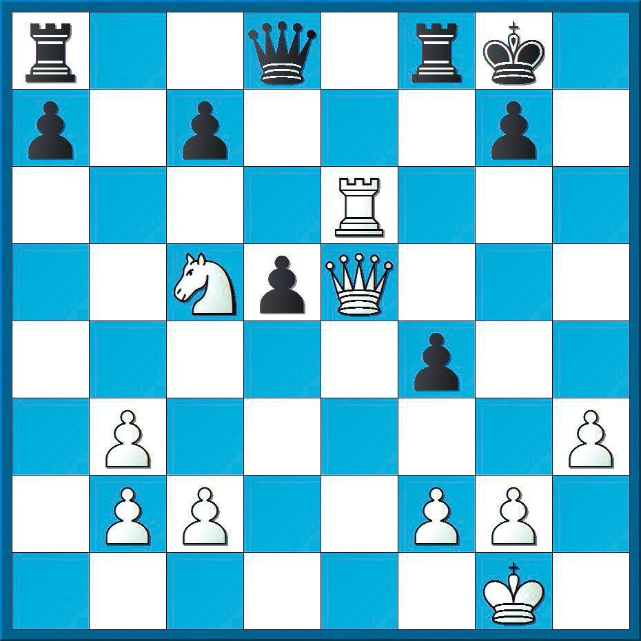 Schachlösung aus Nr. 32