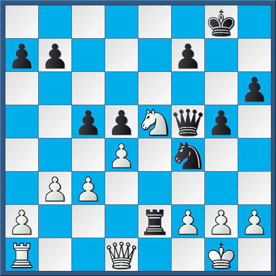 Schachlösung aus Nr. 41
